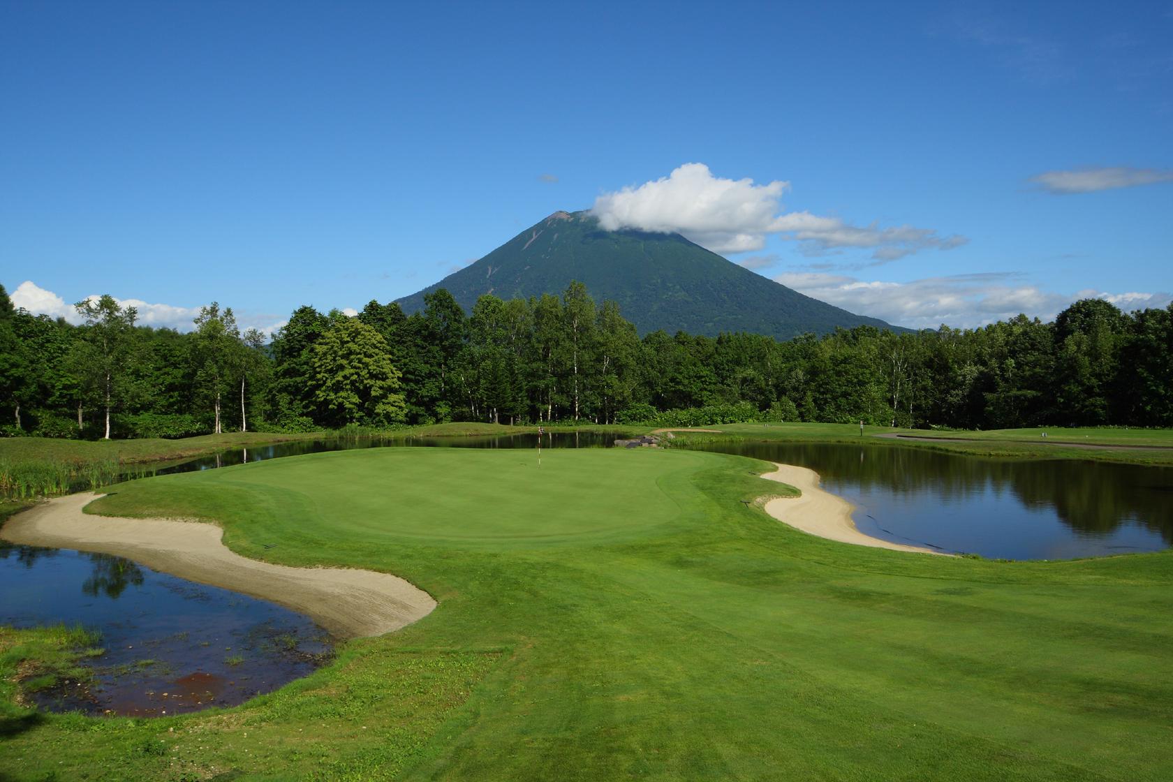 北海道 ヒルトンニセコビレッジ ゴルフの写真