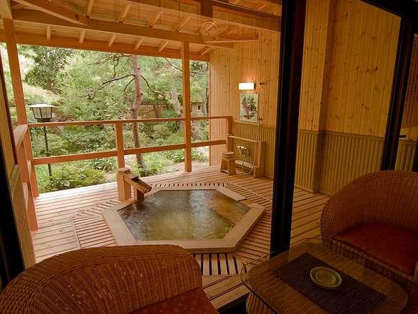 ホテル亀山本店 露天風呂付き客室