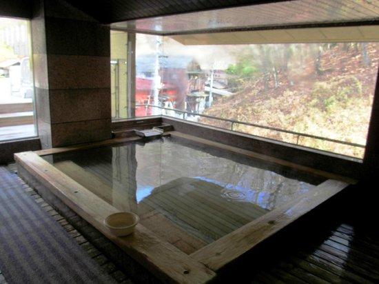 茨城 滝味の宿 豊年万作 温泉の写真