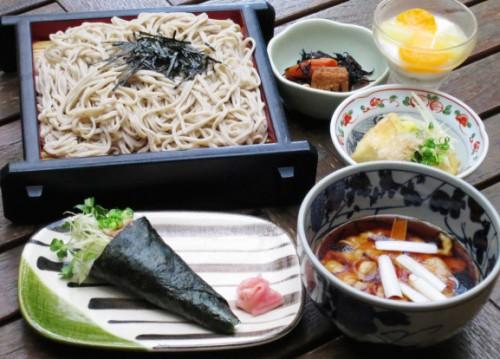 茨城 天然温泉 きぬの湯 食事の写真