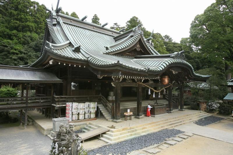 茨城 筑波山ホテル 青木屋 筑波山神社の写真