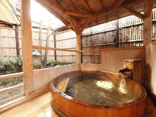 かしわや本店 露天風呂付き客室