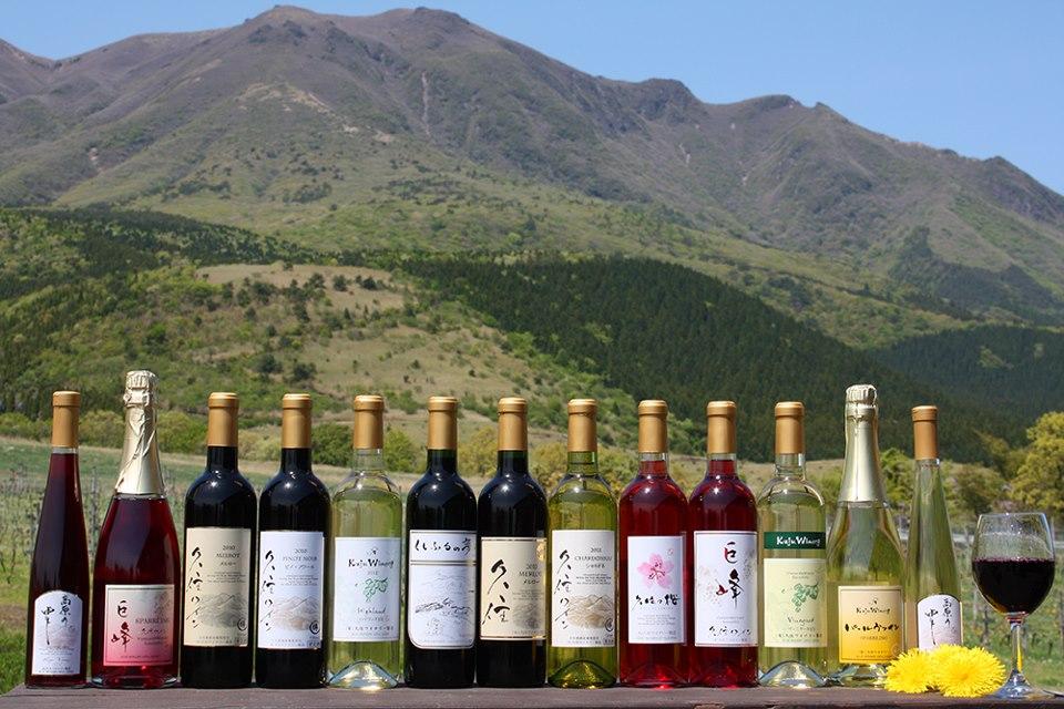 熊本 源流の宿 帆山亭 ワインの写真