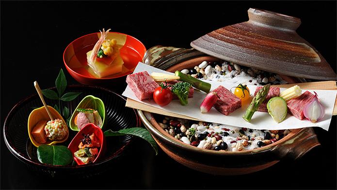 日光 星野リゾート 界 川治 会席料理の写真