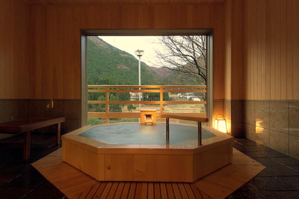 日光 若竹の庄 別邸 笹音 貸切半露天の写真
