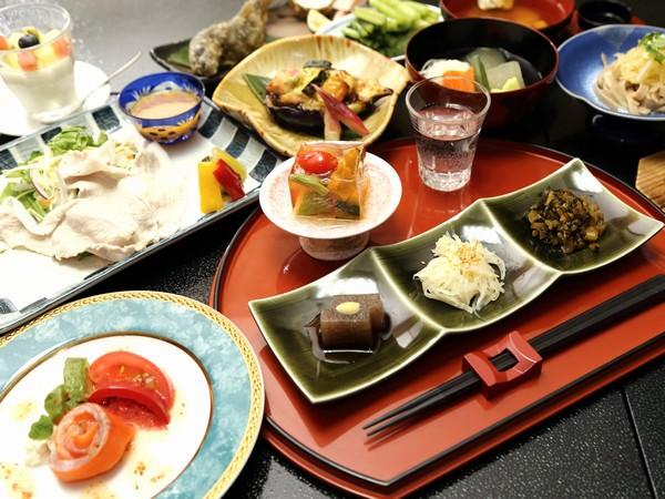 野沢温泉ホテル 食事