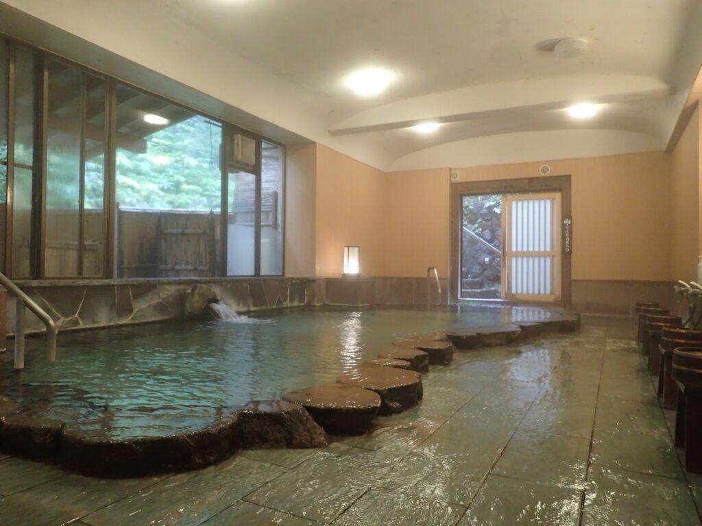 大丸温泉旅館-桜の湯