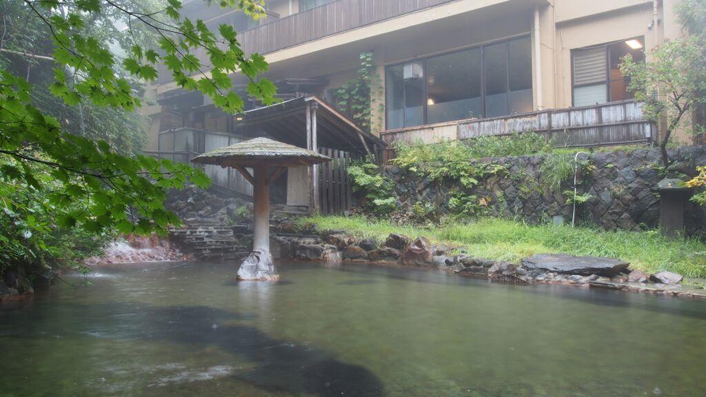 大丸温泉旅館-白樺の湯