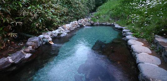 大丸温泉旅館 山ゆりの湯