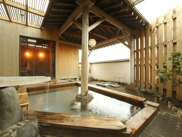 静岡 赤尾ホテル海諷廊 貸切風呂の写真