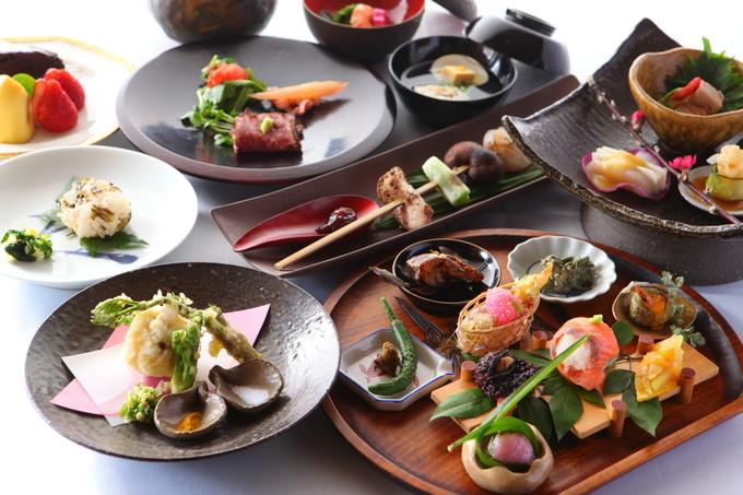 埼玉県 小さなホテルセラヴィ 食事の写真