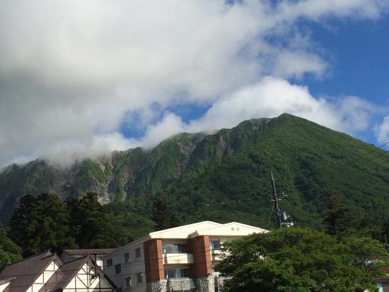 鳥取 大山火の神岳温泉 豪円湯院 大山の写真