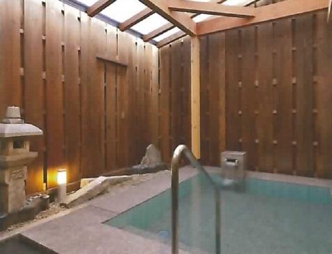 長野県 下諏訪温泉 旦過の湯の写真
