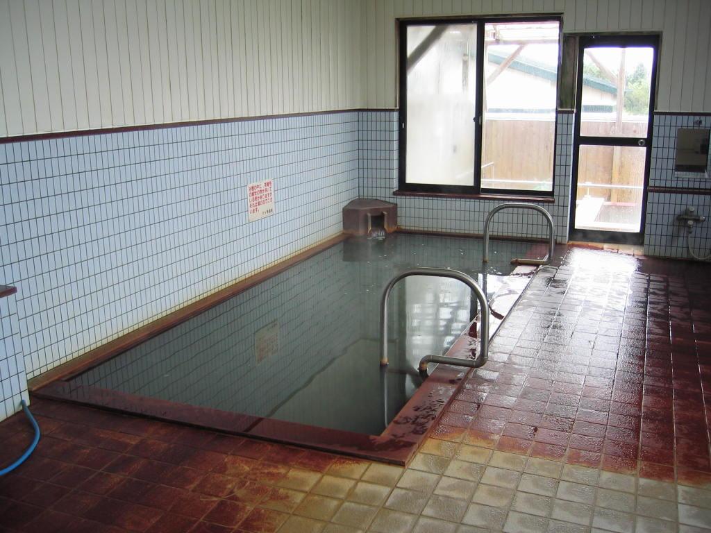 青森 六ヶ所温泉 お風呂の写真