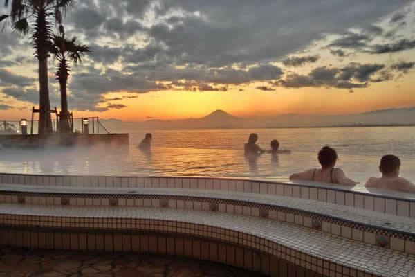 江の島アイランドスパ 温泉