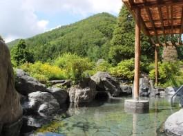 群馬 花咲の湯 風の湯の写真
