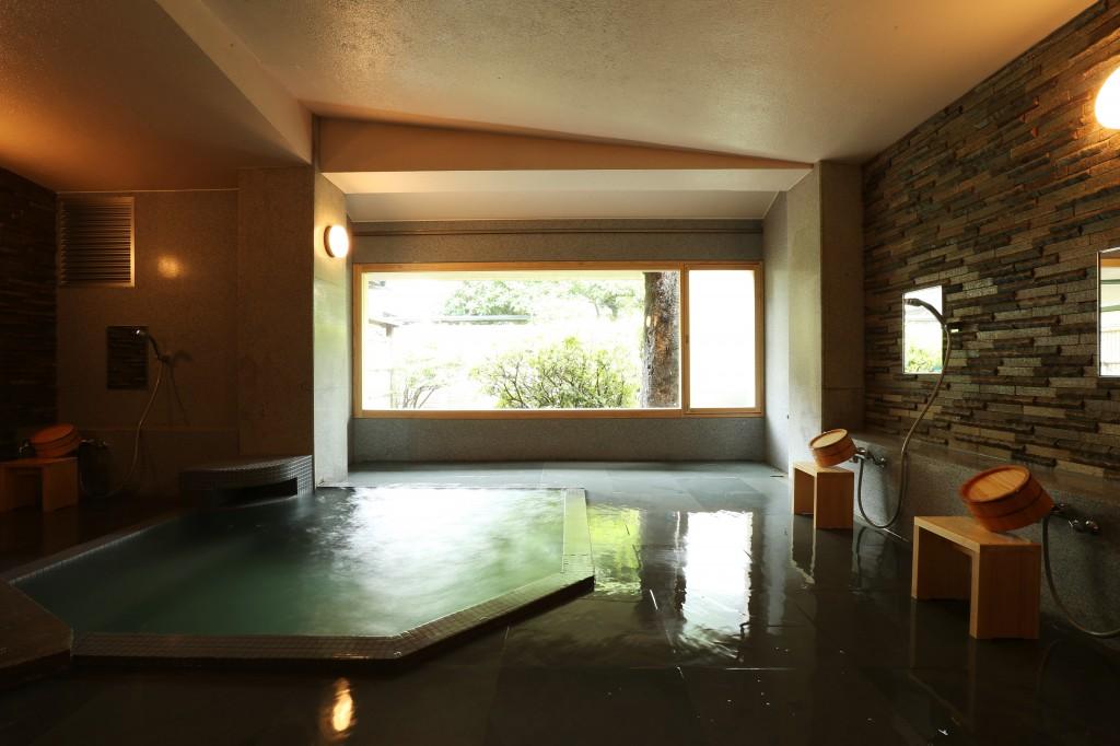 兵庫 城崎温泉 三木屋 つつじの湯の写真