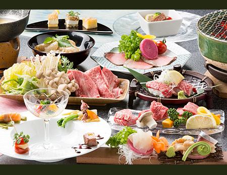 兵庫 城崎温泉 旅館泉翠 料理の写真