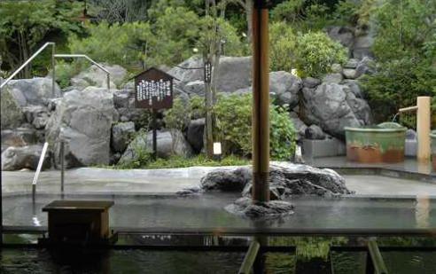 上方温泉 一休京都本館