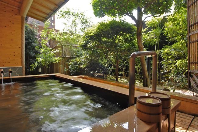 山口の名湯・湯田温泉が楽しめる西村家