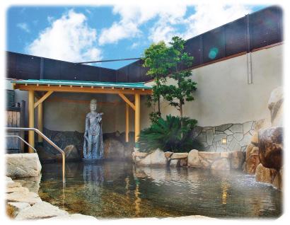 広島市街からほど近いスパ施設「アジアンリゾート・スパシーレ」