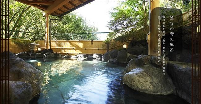 出典: 山の茶屋 公式サイト 箱根の湯を4つのお風呂で楽しめる【山の茶屋】
