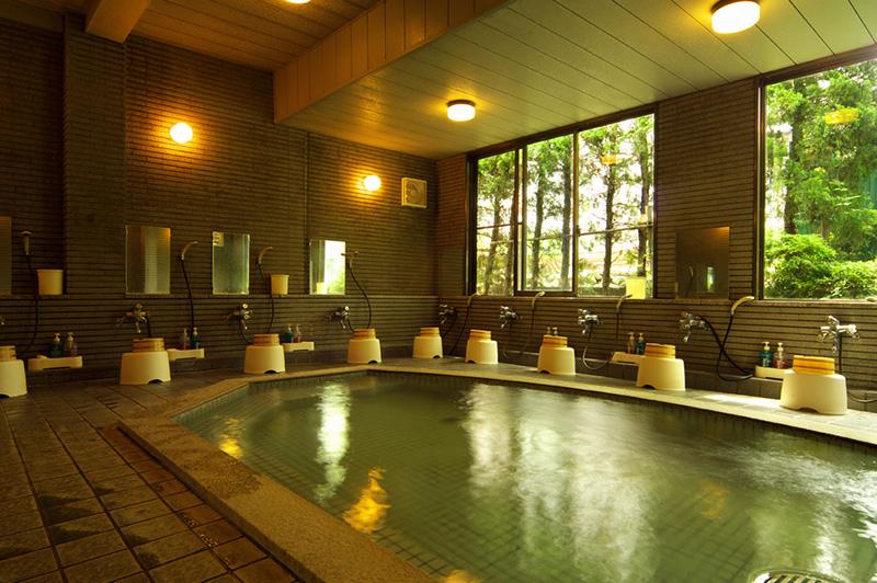 龍河温泉 温泉の写真