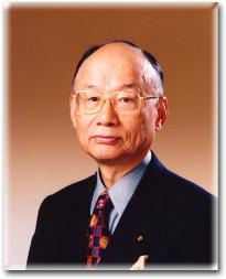 大村智教授 写真