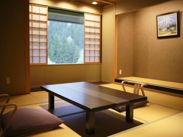 鶯宿温泉 長栄館 客室