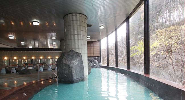仙台 秋保グランドホテル 梵天の湯の写真