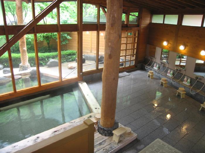 仙台 天守閣自然公園 市太郎の湯の写真