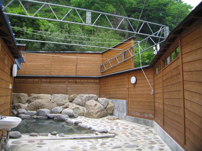 仙台 天守閣自然公園 鹿乙の湯の写真