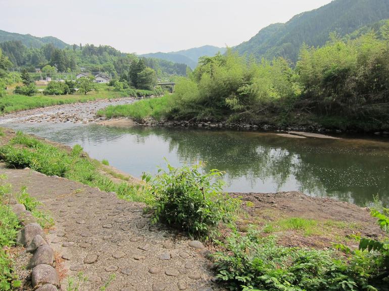 島根 湯乃上館 天が淵の写真