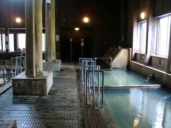 新玉川温泉 お風呂