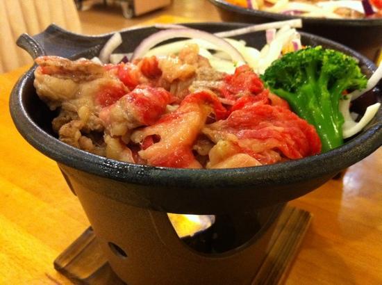 新玉川温泉 料理