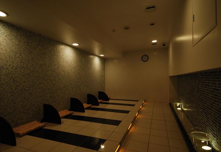東京 清水湯 岩盤浴の写真