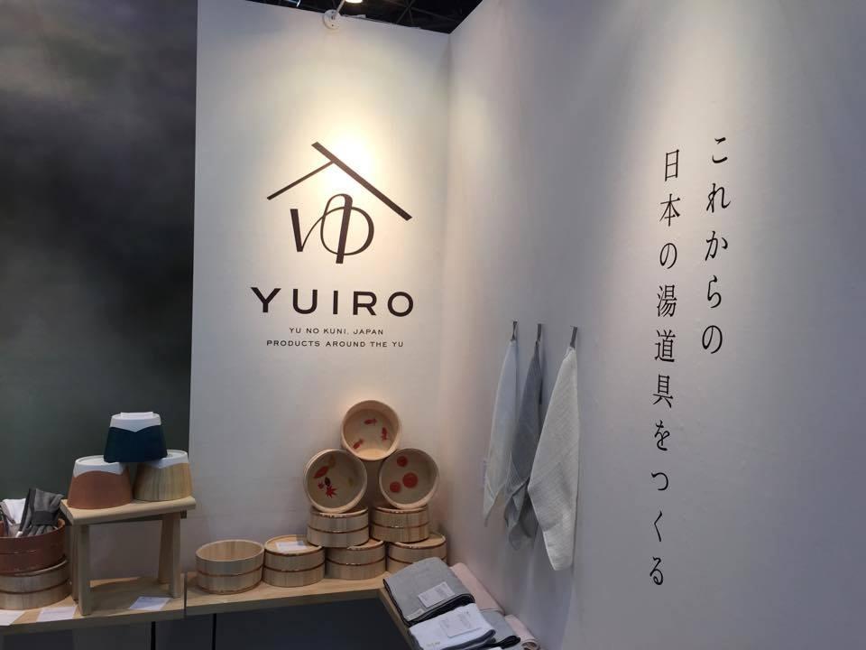 YUIRO 展示会