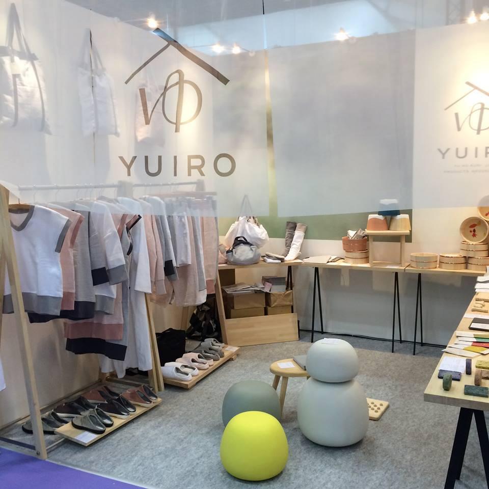 湯道具ブランド「YUIRO」