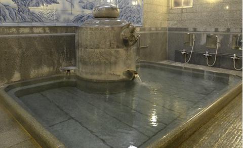 愛媛県松山市 道後温泉本館 神の湯