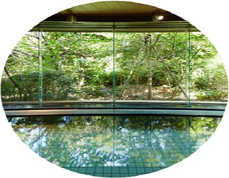 福岡県 アゴーラ福岡 山の上ホテル&スパ 大浴場