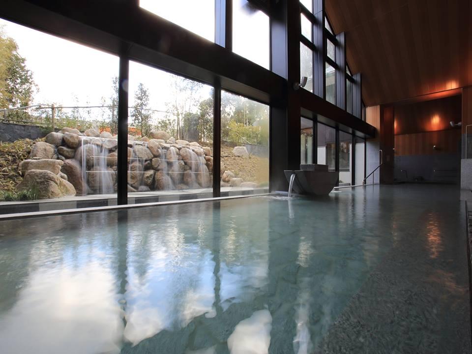 福岡県宗像王丸 やまつばさ 十間風呂