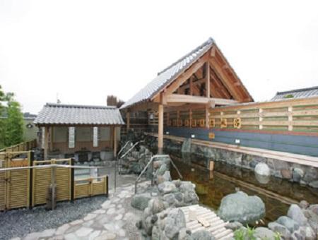 千葉県市川市 楽天地天然温泉 法典の湯
