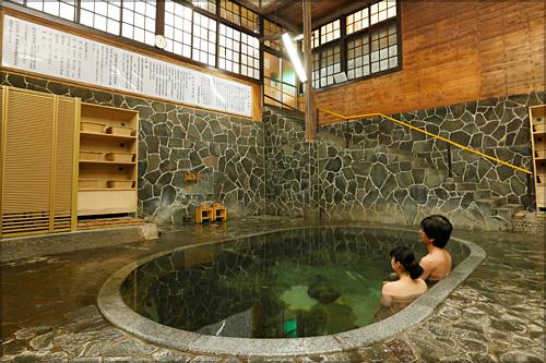 岩手 藤三旅館 鉛温泉の写真