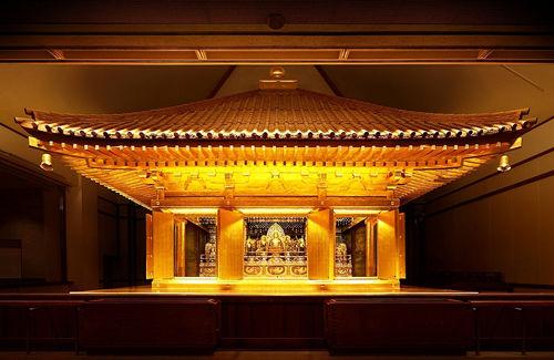 岩手 石塚旅館 金色堂の写真