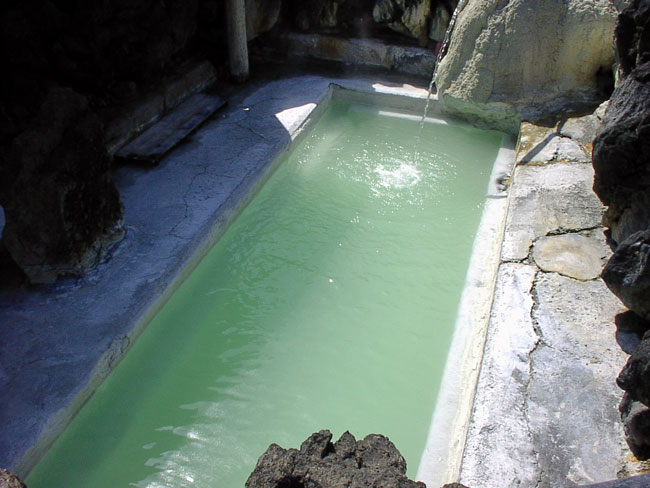 岩手 石塚旅館 温泉の写真