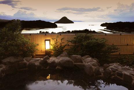 亀屋ホテル 露天風呂