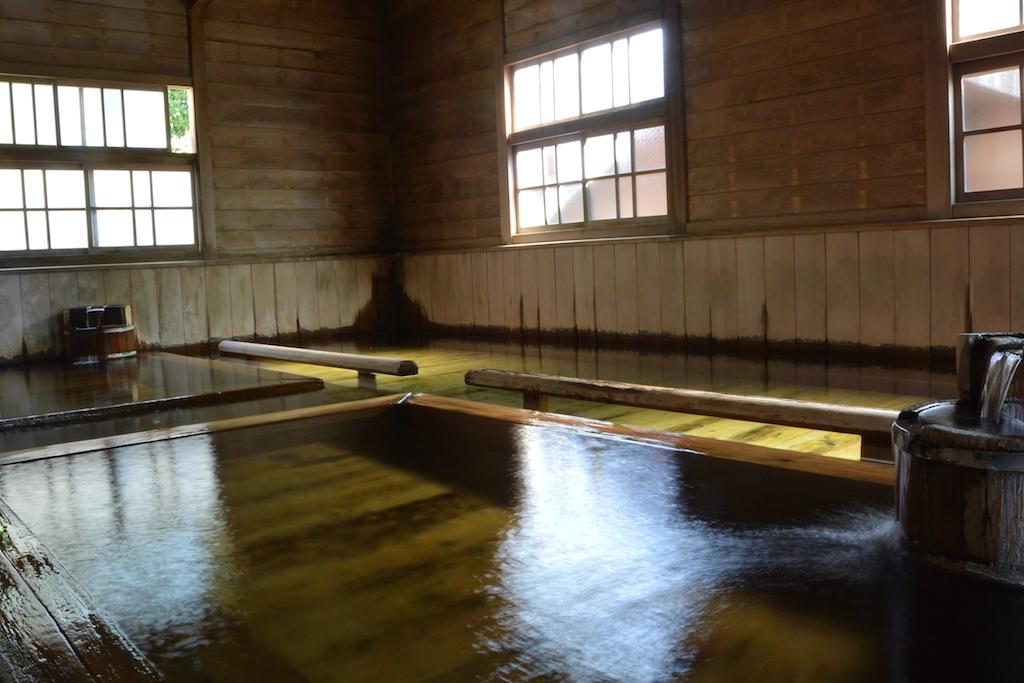 金谷旅館の女湯