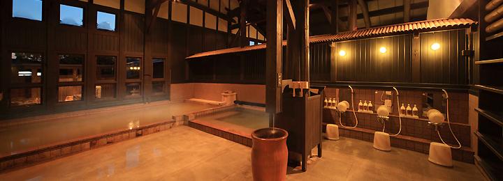 かつらぎ温泉八風の湯内風呂