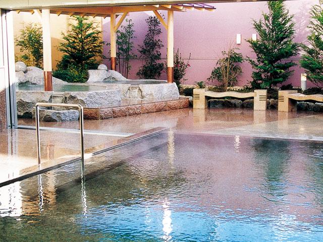 高松クレーターの湯 天然温泉きらら