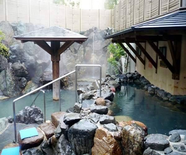 仁左衛門の湯 露天風呂